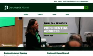 Dartmouth.org thumbnail