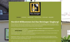 Dasweinlager-siegburg.de thumbnail