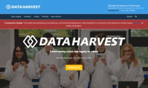 Data-harvest.co.uk thumbnail