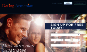 Armenian dating sites for free