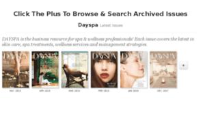 Dayspamagazine.epubxp.com thumbnail