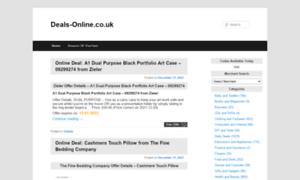 Deals-online.co.uk thumbnail