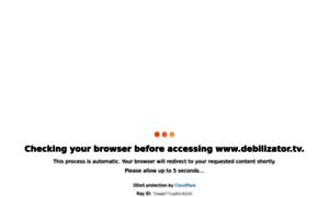 debilizator.tv - ТВ онлайн - смотреть прямой эфир - бесплатная ТВ трансляция