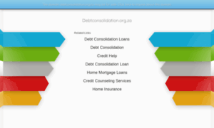 Debtconsolidation.org.za thumbnail
