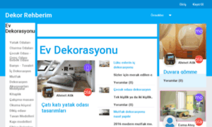 Dekorrehberim.com thumbnail
