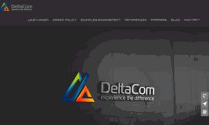 Deltacom.de thumbnail