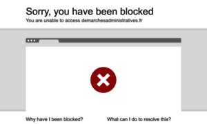 Demarchesadministratives.fr thumbnail