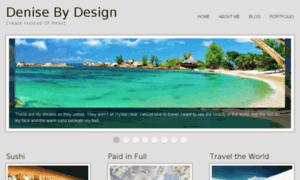 Denisebydesign.info thumbnail