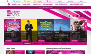 Derbylive.co.uk thumbnail