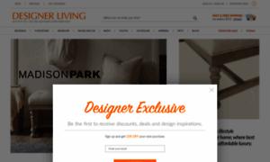 Designerliving.com Thumbnail