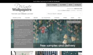 Designerwallpapers.co.uk thumbnail