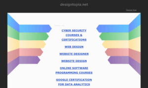 Designtopia.net thumbnail