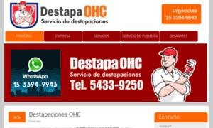 Destapaciones-ya.com.ar thumbnail