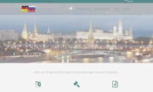 Deutsch-russisch-uebersetzen.de thumbnail