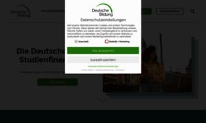 Deutsche-bildung.de thumbnail