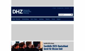 Deutsche-handwerks-zeitung.de thumbnail