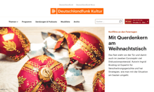 Deutschlandradiokultur.de thumbnail