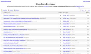 Dev-list.musescore.org thumbnail