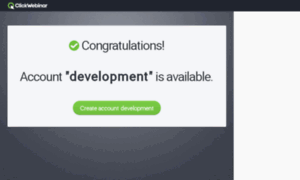 Development.clickwebinar.com thumbnail