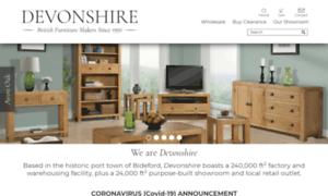 Devonshirepineandoak.co.uk thumbnail