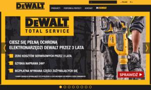 Dewalt.pl thumbnail