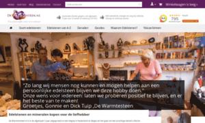 Dewarmtesteen.nl thumbnail