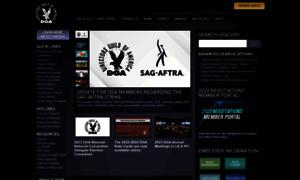 Dga.org thumbnail