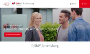 Dhbw-ravensburg.de thumbnail