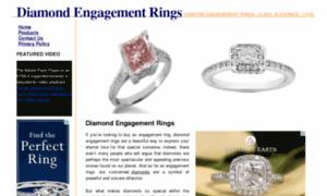 Diamondengagementringsworld.com thumbnail