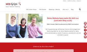 Die-web-architektin.de thumbnail