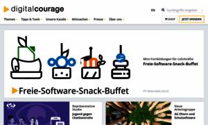 Digitalcourage.de thumbnail