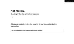 Diit.edu.ua thumbnail