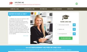 Diplome-vae.fr thumbnail