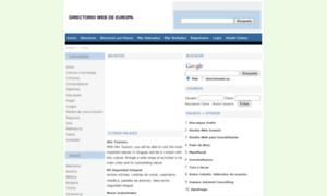 Directorioweb.eu thumbnail