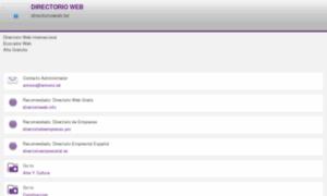 Directorioweb.tel thumbnail