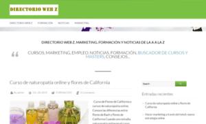 Directoriowebz.es thumbnail
