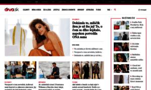 Diva.aktuality.sk thumbnail