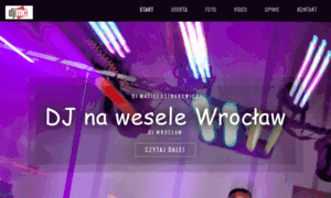 Djnawesele.wroclaw.pl thumbnail