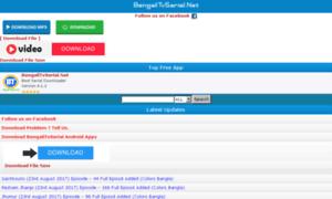 Dl.bengalitvserial.net thumbnail