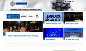 Dlakierowcow.policja.pl thumbnail