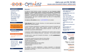 Dm.optimusz.hu thumbnail