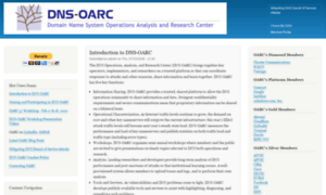 Dns-oarc.net thumbnail