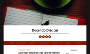 Docendodiscitur.blog thumbnail
