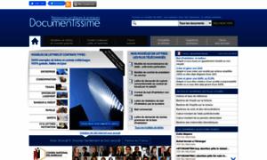 Documentissime.fr thumbnail