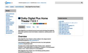 DOLBY DIGITAL PLUS 7.5.1.1 TÉLÉCHARGER