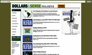Dollarsandsense.org thumbnail