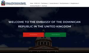 Dominicanembassy.org.uk thumbnail