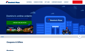 Dominos.co.in thumbnail