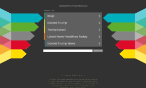 Donaldtrumpnews.co thumbnail