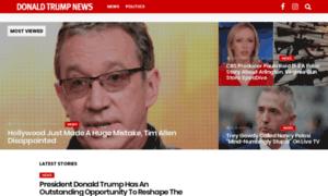 Donaldtrumpnews.net thumbnail